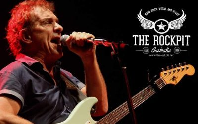 LIVE REVIEW: IAN MOSS – ASTOR THEATRE – PERTH