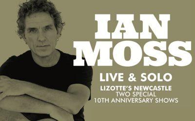 IAN MOSS LIVE & SOLO