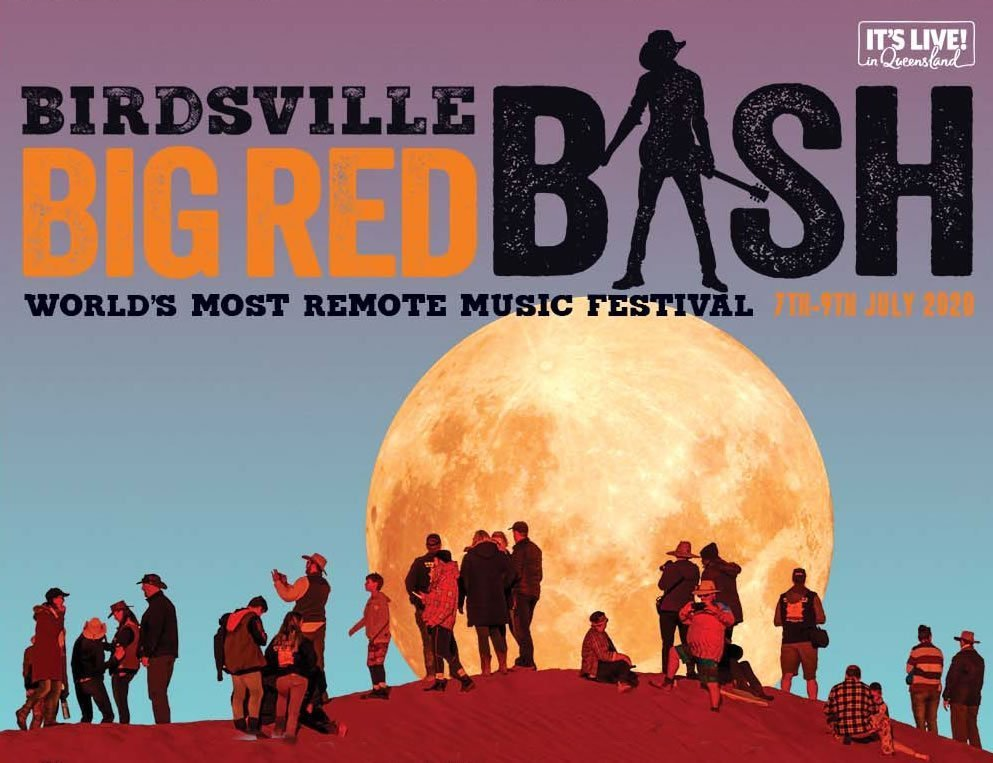 Big Red Bash 2020 - World's Most Remote Music Festival